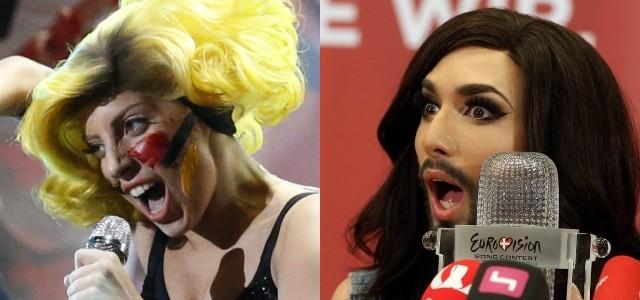 Conchita Wurst podría ser telonera de Lady Gaga en su gira europea