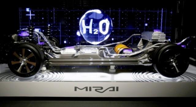 ¿Un coche de hidrógeno 100% limpio? Linde extraerá el gas con energía eólica - Ecomotor.es
