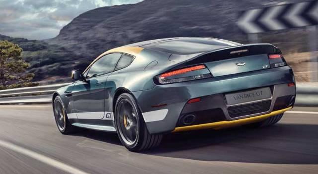 Aston Martin Se Populariza Con Un Coche Mas Asequible Para Robar