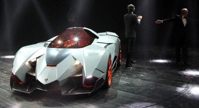 Lamborghini Egoista 600 Cv Solo Para Ti Ecomotor Es