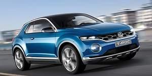 VW T-Roc: el SUV basado en el Golf que llegará a finales de año