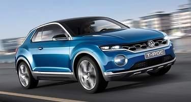 Volkswagen T-Roc: el SUV basado en el Golf que llegará a finales de año