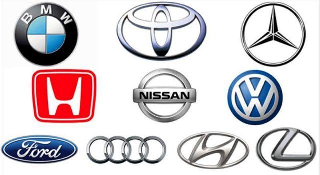 El ranking de las marcas de coches m s valiosas del mundo for Marcas de coches