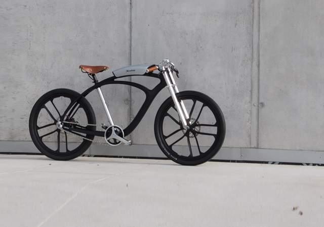 La bici hecha para los urbanitas