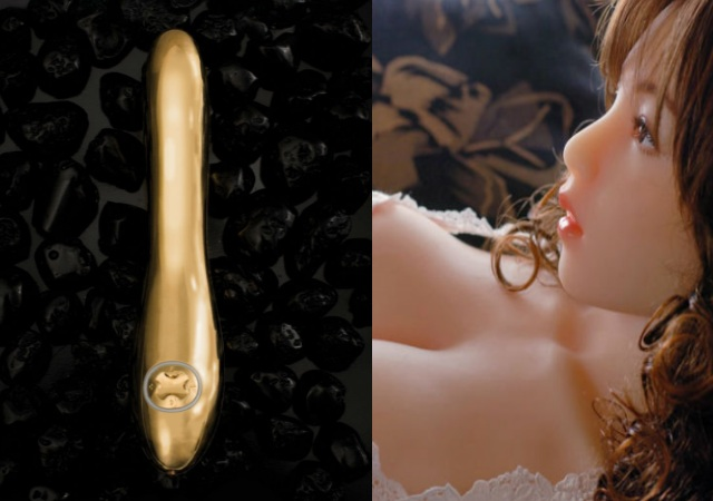 cena sexo juguetes sexuales