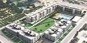 Las 49 viviendas de Santa Teresa: una nueva urbanización en Valencia