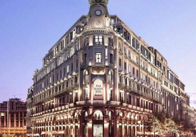 Hoteles de lujo que espera Madrid