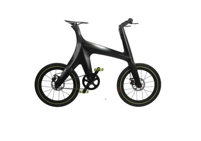 Minimal: la bici de 6,7 kilogramos