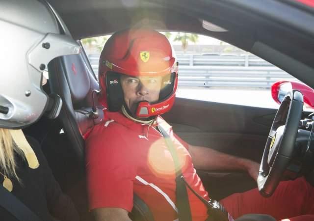 Cómo poner Ferrari a 200 Km/h