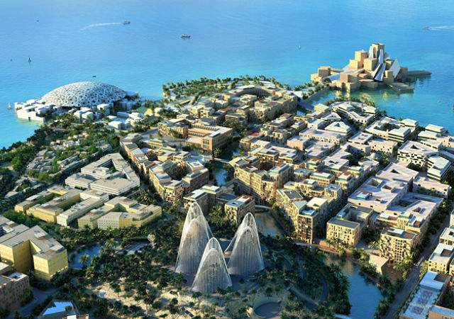 El último invento de Abu Dhabi