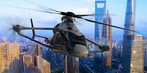 Racer, el camino hacia de velocidad de Airbus Helicopters