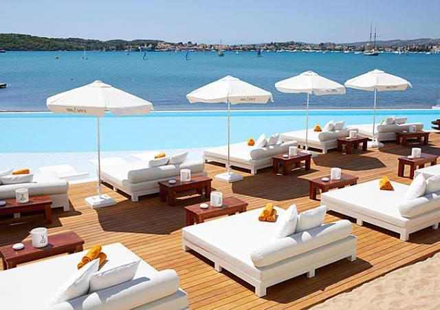 5 clubes privados para el verano