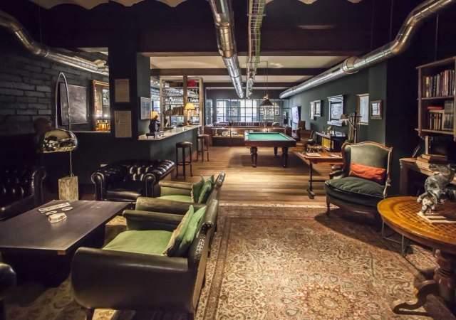 Nuevo club privado en Barcelona