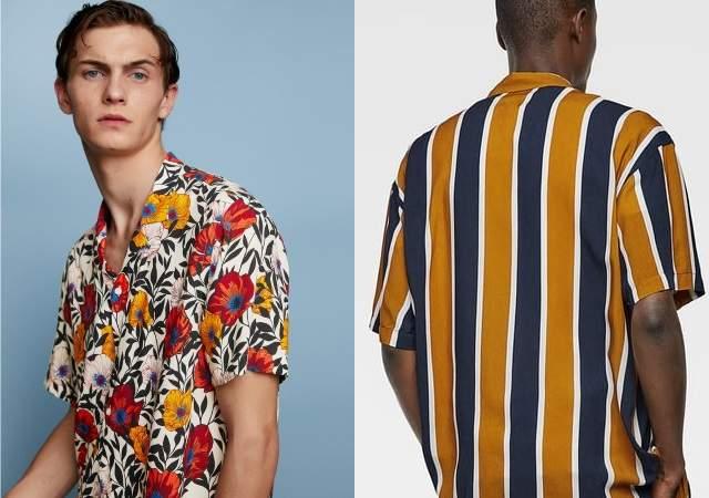 be18798c2b6c Camisas de flores y rayas: cómo vestir la tendencia del verano ...