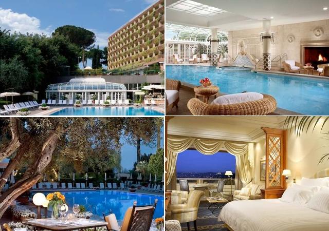 el hotel m s exclusivo de roma rome cavalieri
