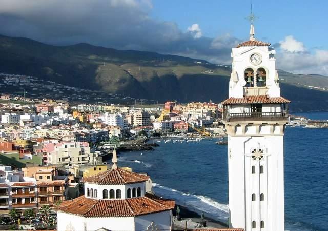 Candelaria, Tenerife sin turistas