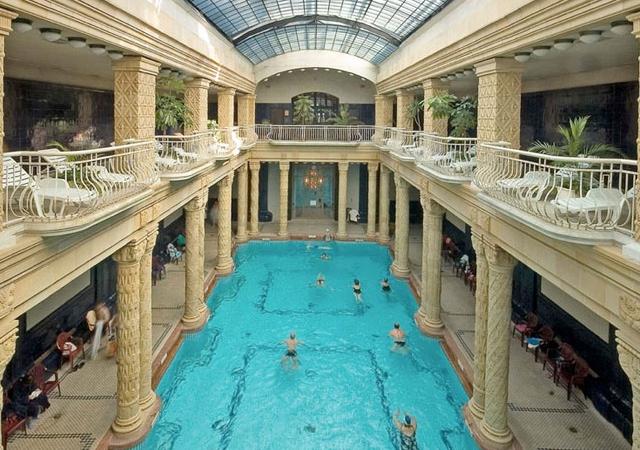 Las cinco piscinas m s impresionantes del mundo - Banos termales madrid ...