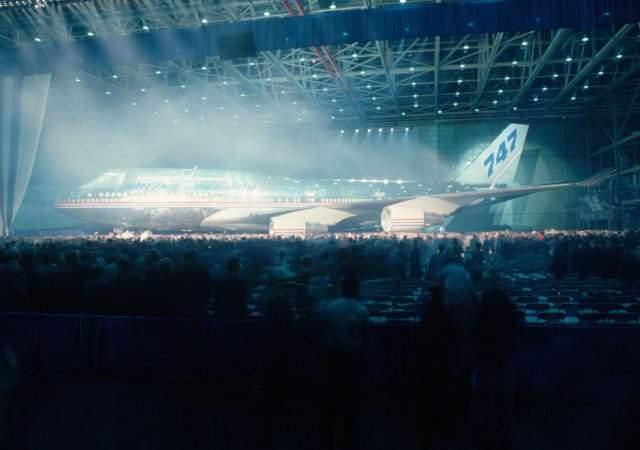 Llega el fin del avión Boeing 747