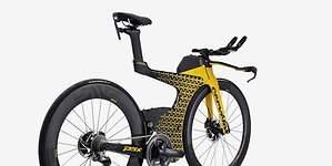 P5X, así es la espectacular bicicleta de triatlón de Lamborghini