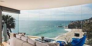 A la venta esta espectacular vivienda californiana que parece estar suspendida sobre el mar