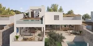 Las 15 viviendas de lujo de Ibiza, un balcón natural sobre el Mediterráneo