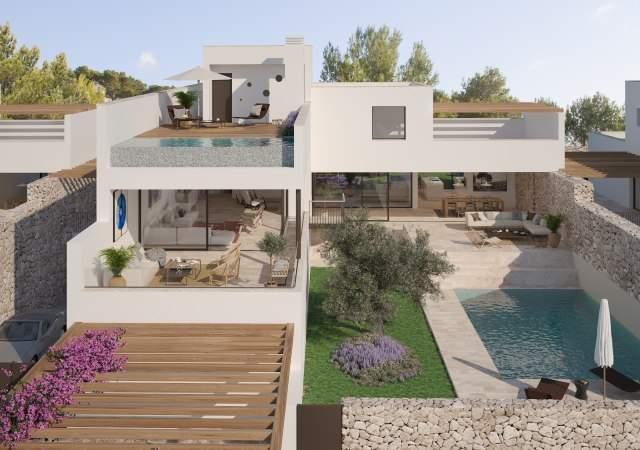 Las 15 viviendas de lujo de Ibiza