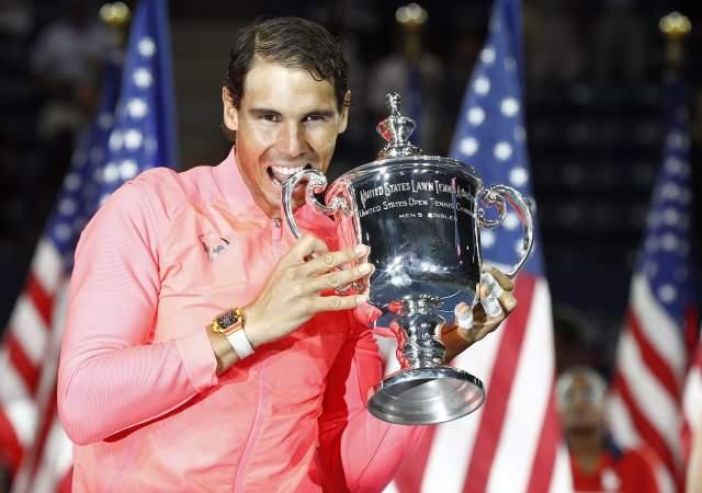 ¿Cuánto dinero gana Rafael Nadal?