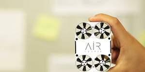 AirSelfie, el dispositivo que finiquitará al palo de selfie
