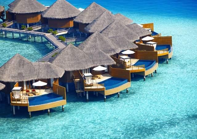 Las Maldivas tienen su propio paraíso