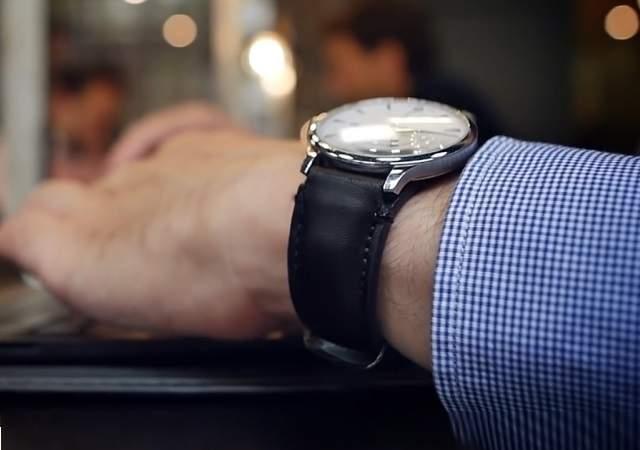 Su reloj puede ser un smartwatch