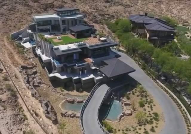Así es una mansión de 30 millones