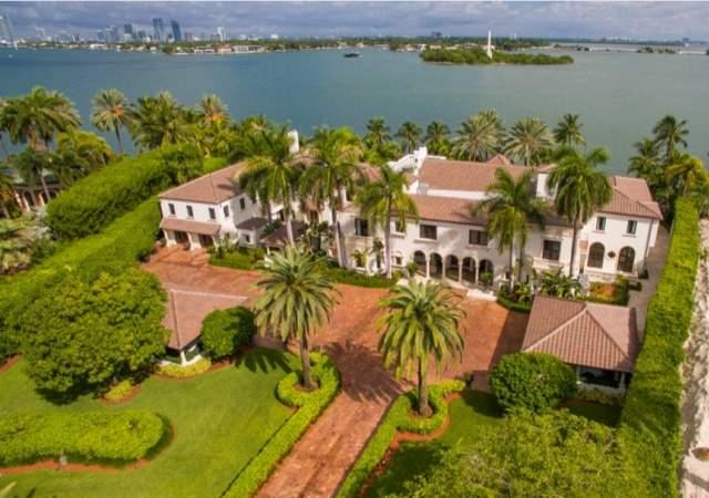 Mansión de 65 millones en Miami