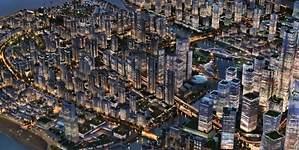 Así se ganan 269 hectáreas de terreno al mar: el colosal skyline Port City de Colombo