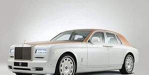 Wisdom Collection: Los Rolls Royce que solo se venderán en Abu Dabi