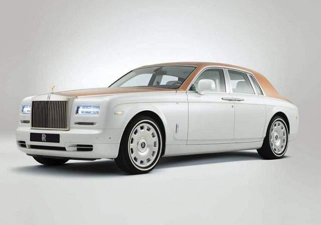 Los Rolls Royce de Abu Dabi