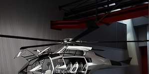 Bell Helicopter presenta el helicóptero del futuro