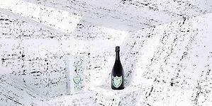 Michael Riedel presenta la edición limitada de Dom Pérignon