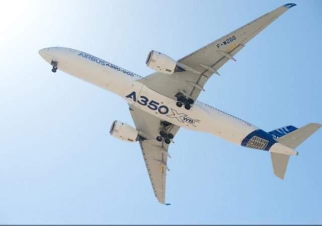 La nueva familia Airbus A350 XWB
