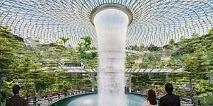 El futuro del mejor aeropuerto del mundo