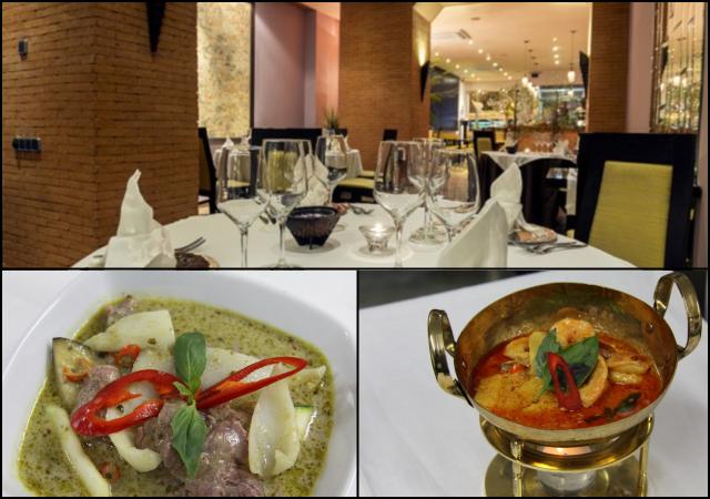 Smile thai recrea la mejor cocina tailandesa en su primer for Cocina tailandesa madrid
