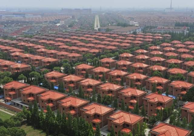 La aldea china de los millonarios