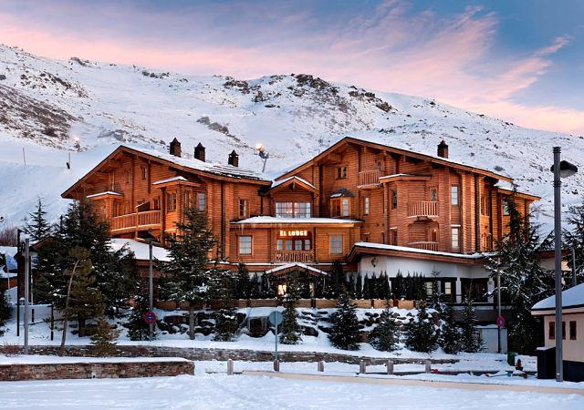 Lodge ski spa de sierra nevada vuelve tras su incendio - Hoteles de lujo granada ...