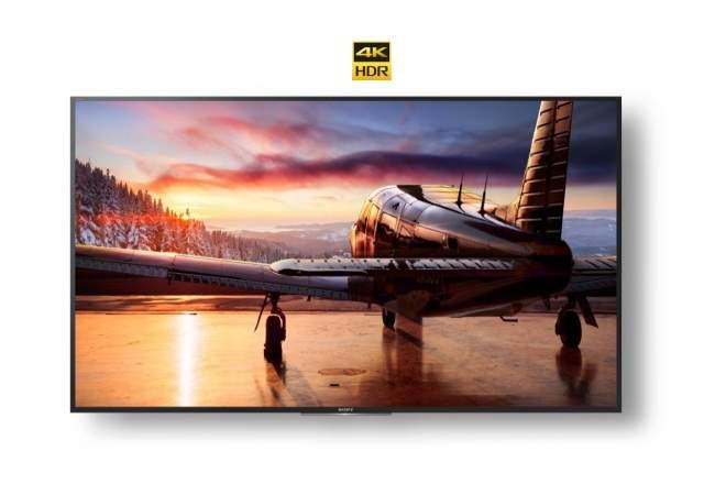 Sony: televisores de 100 pulgadas
