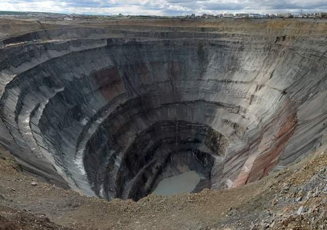 El agujero más rico del planeta