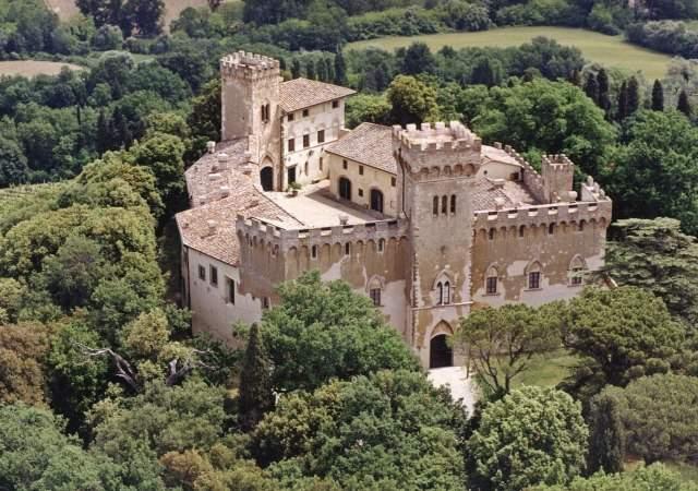Cuatro lujosos castillos en Airbnb