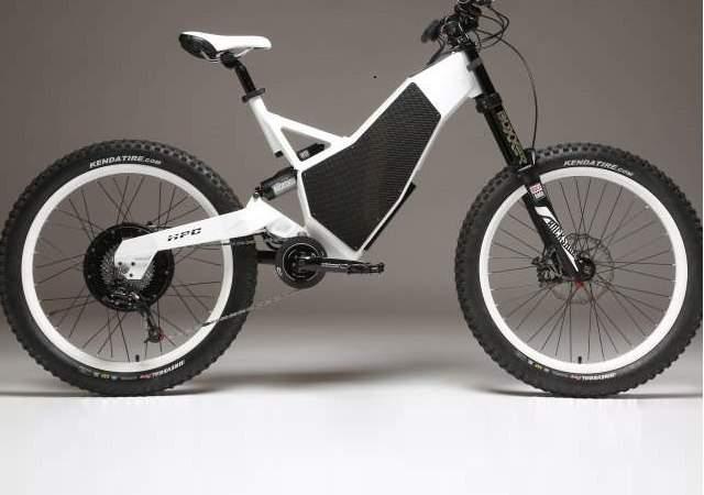 La bici que alcanza los 100 km/h