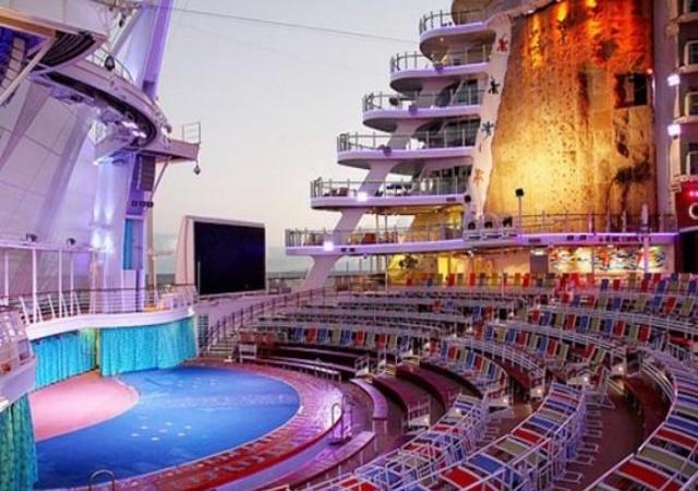 Los cruceros m s grandes y lujosos alrededor del mundo - Mundo armario ...