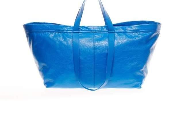 La bolsa azul de Ikea: 1600 euros