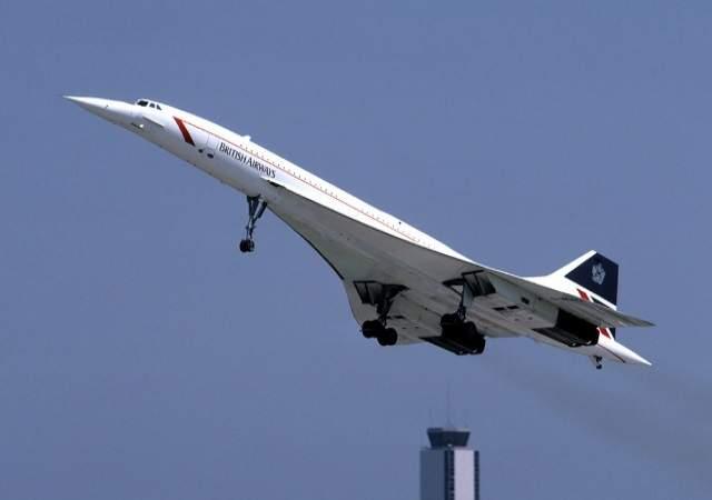 Guerra por el próximo Concorde