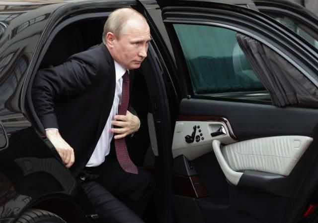 La limusina de Putin, a la venta